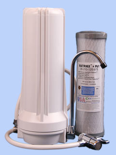 Benchtop Filtration System 10 inch PB1
