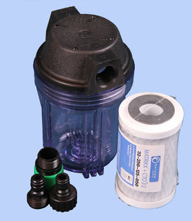 Portable Camping Boating Gardening Motor Home Filter
