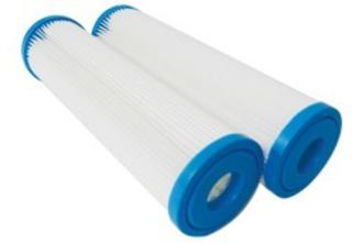 Pleated Washable Prefilters