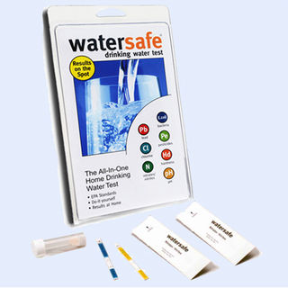 Watersafe® Home Drinking Water Test Kit