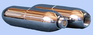 Inline KDF 55 Shower Filter