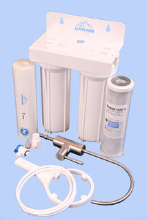 Twin Under Bench Water Filter Ceramikx