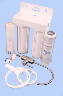 Twin Under Bench Water Filter CR1