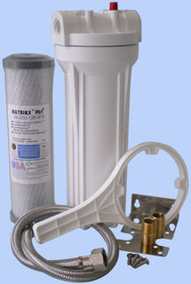 Water Filter Inline to Kitchen Faucet PB 1