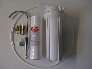 Under Bench Water Filter Systems