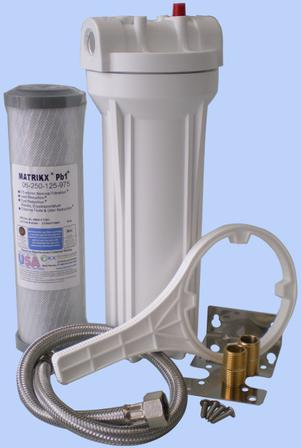 Ub 12 Pak Pb1 Water Filter Inline To Kitchen Faucet Pb 1
